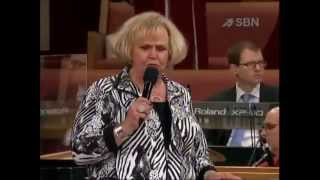 Nancy Harmon - I Take The Victory  @ Swaggart FWC Thanksgiving Campmeeting