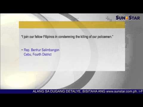 5 Cebuano leaders: Suspend Bangsamoro Law deliberations