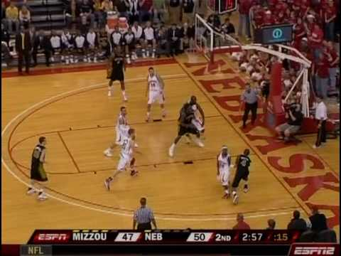 Jan. 10 - Missouri v. Nebraska - Last 6 Minutes Video