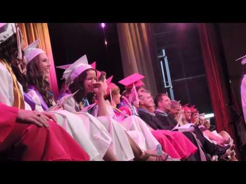 2014 Reeds Spring High School Graduation