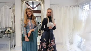 WINTER WEDDING GUEST OUTFIT CHALLENGE! ? BE MY BRIDE ?