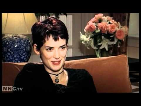 Movie Star Bios - Winona Ryder