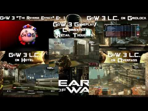 GoW 3 Video Sample Platter w/ Commentary (5 MOST RECENT VIDEOS)