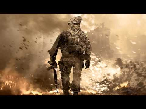 Call Of Duty Modern Warfare 2 - Shepherd Betrayal SOUNDTRACK