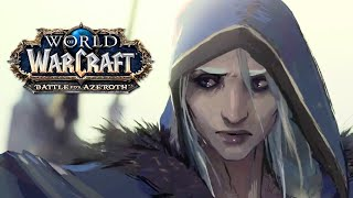 World Of Warcraft: Battle For Azeroth - Warbringers Series: Jaina