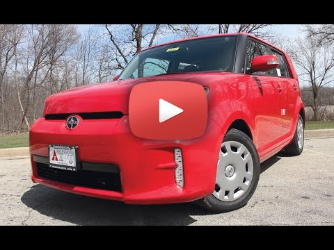 2015 Scion XB Review   Chicago News   Test Drive 2015 Scion XB