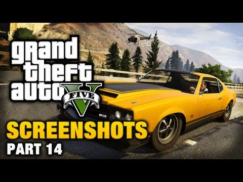 GTA 5 - 3 New Screenshots Analysis [Part 14]