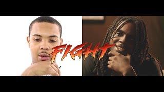 "download lagu IDK Feat. Chief Keef ""17 Wit A 38"" WSHH gratis"