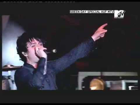 Green Day- American Idiot Live 2009 video