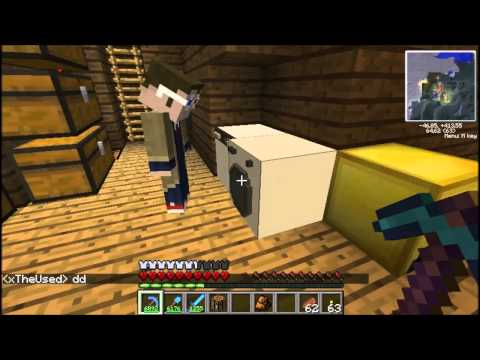 Minecraft RO [Ep11] High Survival - Moduri,Apa si o TZAVA !