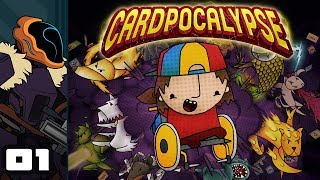 Let's Play Cardpocalypse - PC Gameplay Part 1 - It's Time To D-D-Duel!