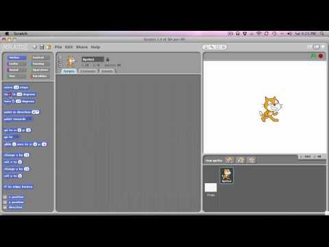 Tutorial: Scratch Basics