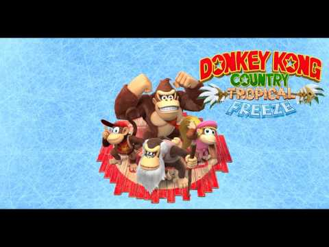 [Music] Donkey Kong Country: Tropical Freeze - Volcano Dome