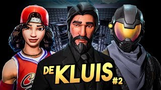 FORTNITE DE KLUIS #2! - Fortnite Creative (Nederlands)