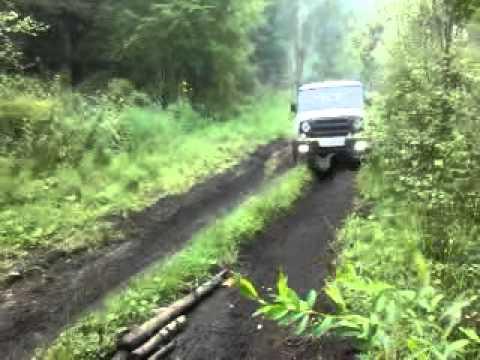 УАЗ Hunter в Кожелаке