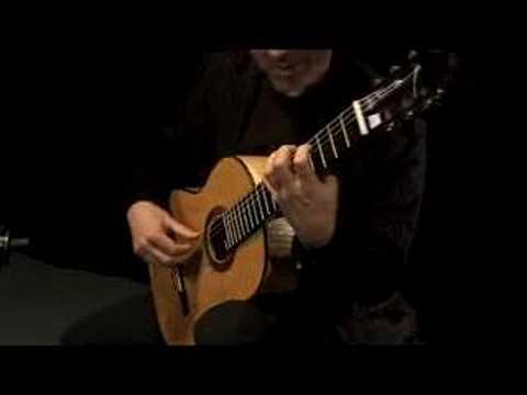 Frank Bungarten: Bach Allemande/Double b-minor BWV 1002 1/4