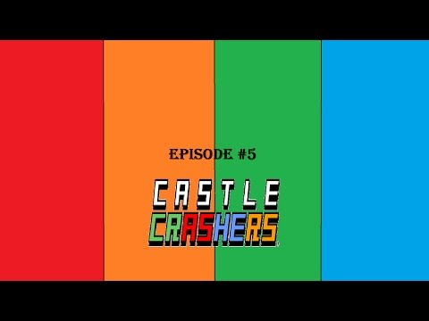 Castle Crashers Ep #5: Volleyball, Now With More Murder!!