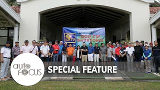 Auto Focus | Special Feature:  8th STV Golf Cup Invitational