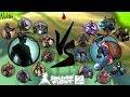 Shadow Fight 2, Boss Zone 7 Vs All Raid Boss