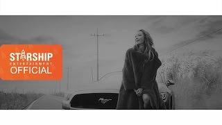 [MV] �q������(Hyolyn) _ Love Like This (Feat.Dok2)