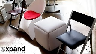 (1.39 MB) Demos of Best Hidden Seats from around the world -  Expand Furniture Mp3