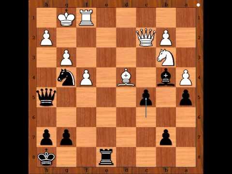 World Chess Championship Candidates 2014:  Mamedyarov vs Anand