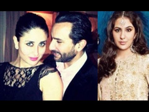 SPOTTED: Saif Ali Khan & Kareena Celebrate in London; Daughter Joins In | Hot Bollywood News |