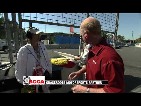 ALMS 101 - Flags - ALMS - Tequila Patron - ESPN - Racing - Johnny O'Connell - SCCA - Sports Cars