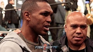 TUREANO JOHNSON & ANDRE ROZIER REACT TO DAVID LEMIEUX BEING HOSPITALIZED DUE TO WEIGHT CUT