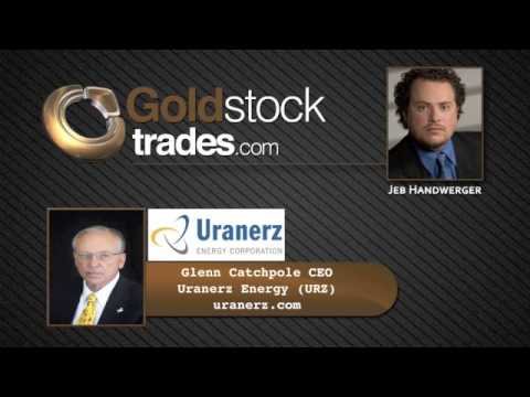 Uranerz Energy: Progressing Towards Uranium Production