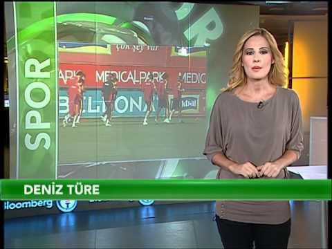 Deniz Türe Bloomberg Ht Spor Bülteni