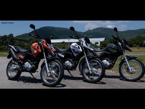 Conheça a nova Yamaha XTZ Crosser 150