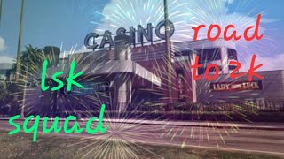 Playing grand theft Auto 5 making that money for the casino!!!!! New livestream schedule coming soon
