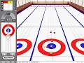 Granite Curling shot
