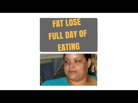 Obese Weight Loss IIFYM - Full Day Of Eating