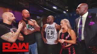 Luke Gallows & Karl Anderson mock Titus Worldwide: Raw, Dec. 11, 2017