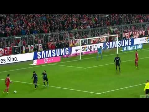 Thiago Alcântara Skills Bayern 13/14