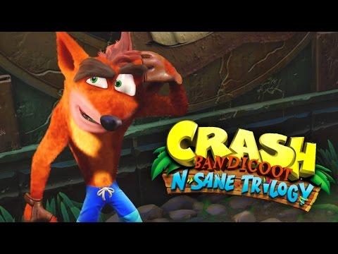 Crash Bandicoot PS4: N-Sane Trilogy | TODOS LO NUEVOS DETALLES + Mi opinión del Gameplay Trailer!