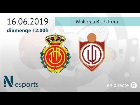 Ascens a Segona B // Mallorca B - Utrera