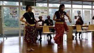 Nepali Cultural Dance in Tsukuba University