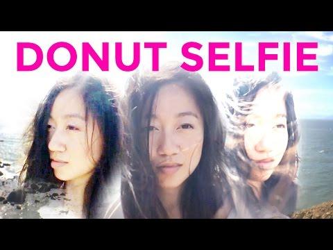 Donut Selfie