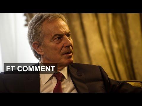 Lionel Barber on Tony Blair