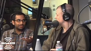 Aziz Ansari's Twitter War with Geraldo Rivera // SiriusXM // Opie & Anthony APR 2012