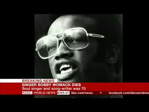 BBC World News - Bobby Womack Death