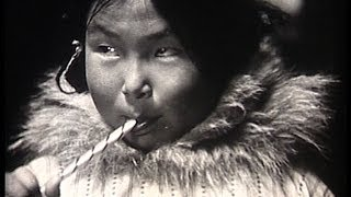 Eskimo/Inuit children in 1940, Alaska