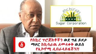 About Ethiopian Sugar Corporation