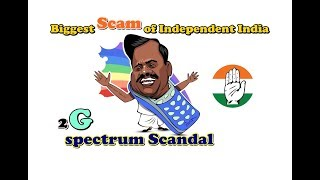 2G Spectrum Scam   India's Biggest Political Scam Ever   Case Study   Hindi