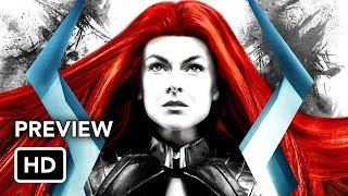 Marvel's Inhumans (ABC) First Look HD
