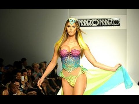 Marco Marco | Spring Summer 2014 Full Fashion Show | Exclusive