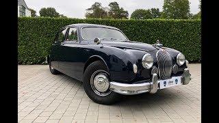Jaguar MK1 1957 - Walkaround, Sound